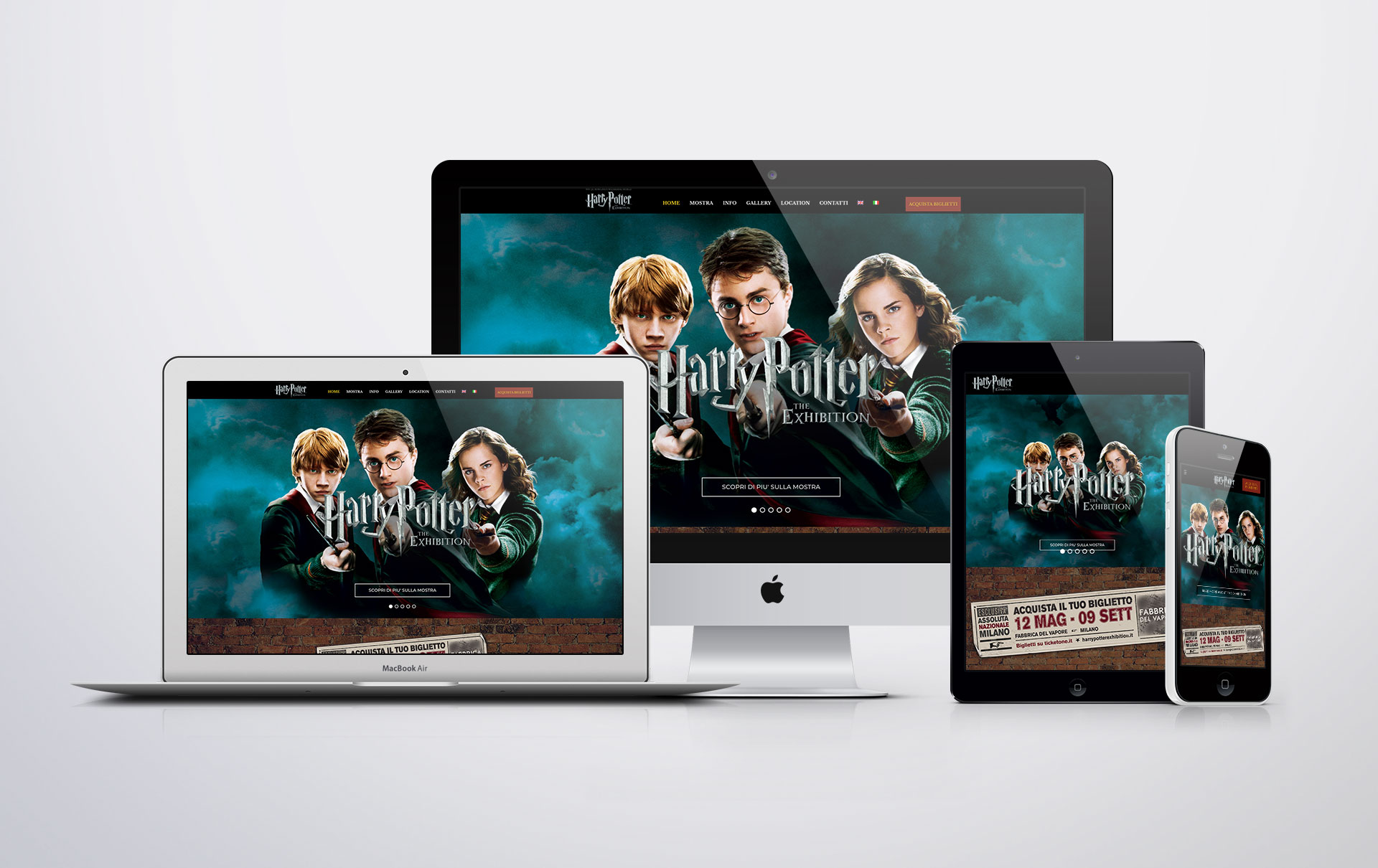 harry-potter-exhibition-responsive-website