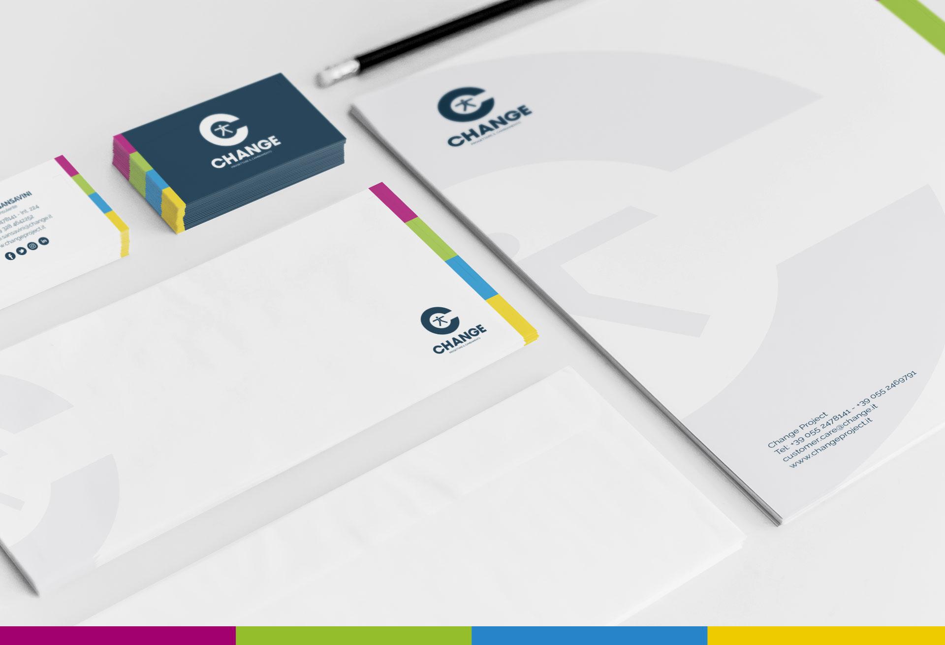 change-project-stationery-branding-zerouno-design