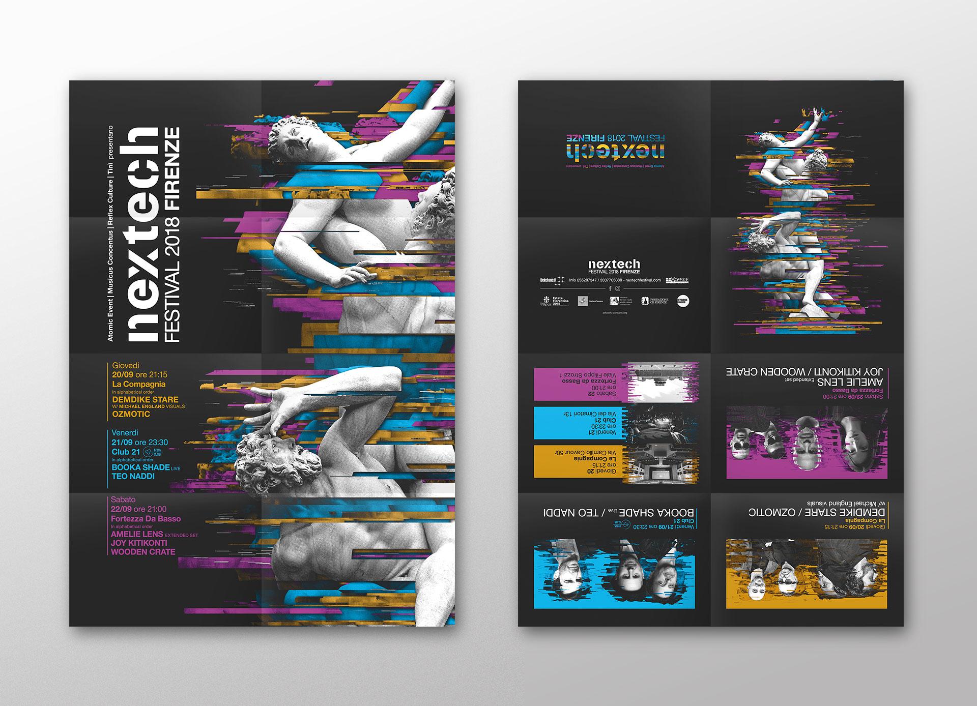 nextech-festival-2018-folding-flyer-zerouno-design
