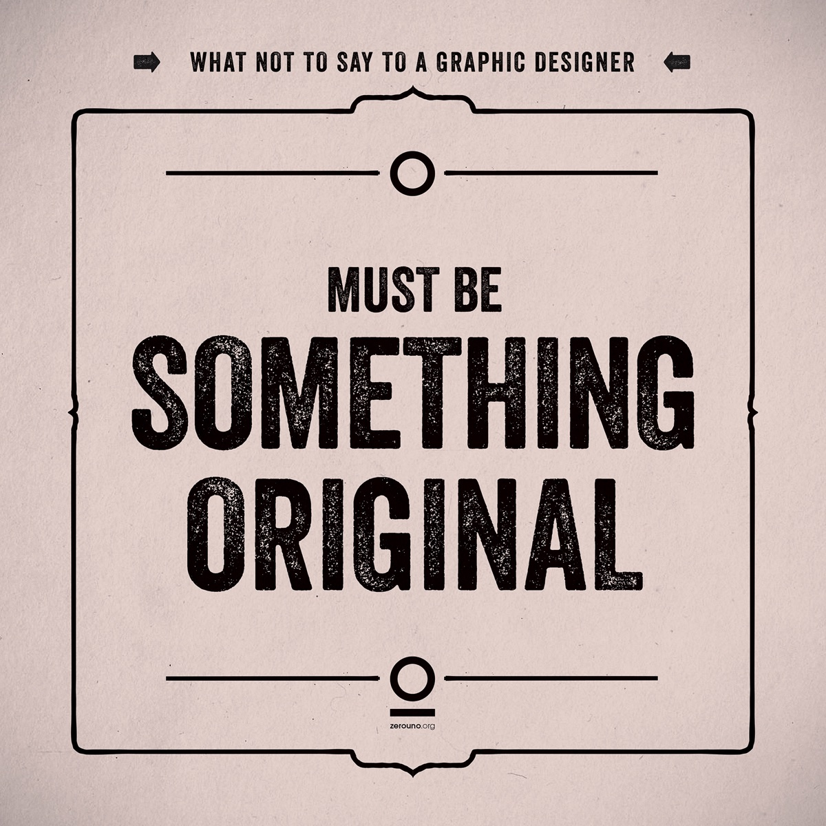 what not to say to a graphic designer12