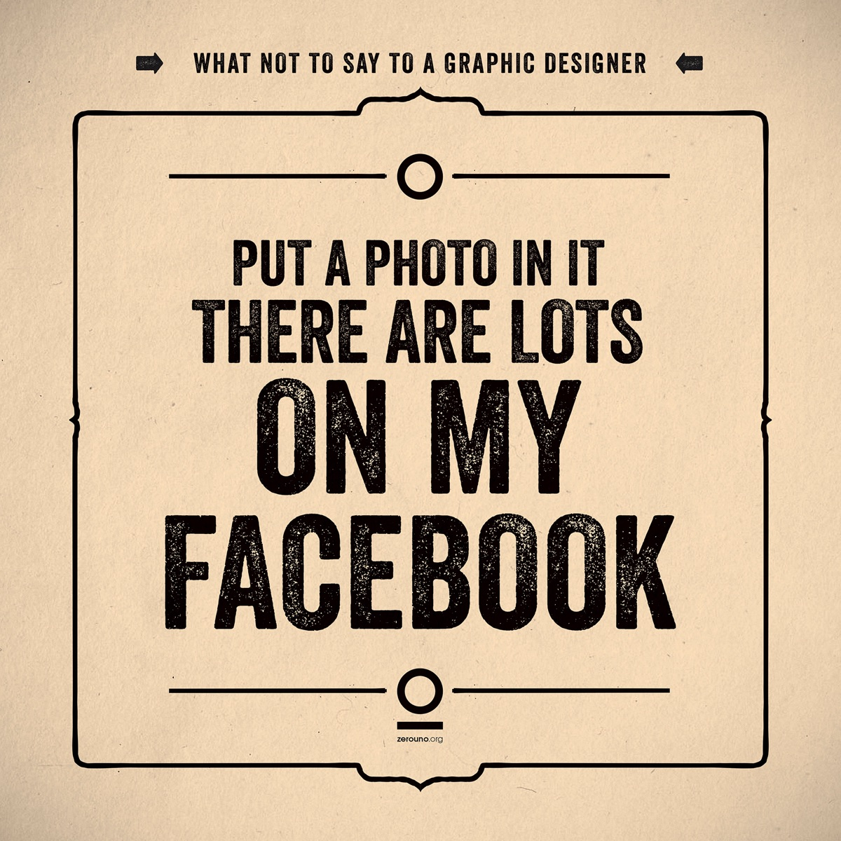 what not to say to a graphic designer17