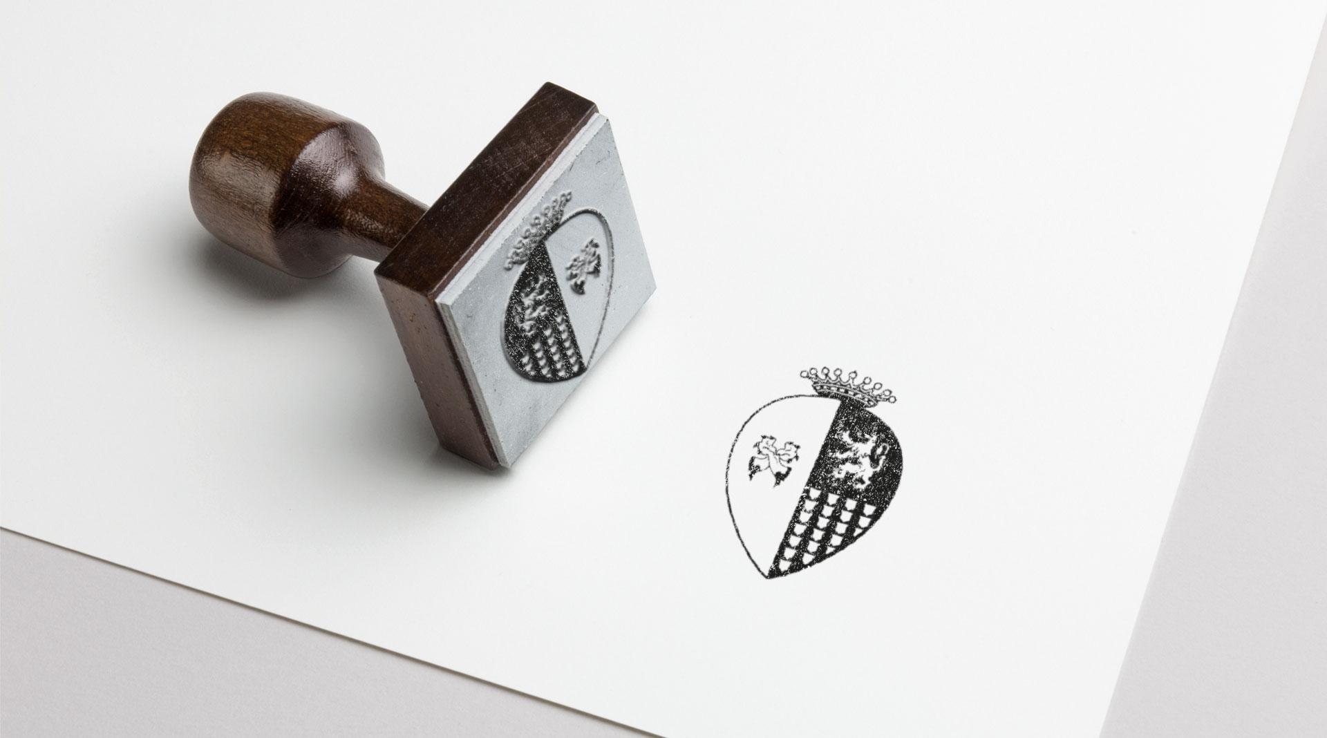 le-vecchie-cantine-rubber-stamp