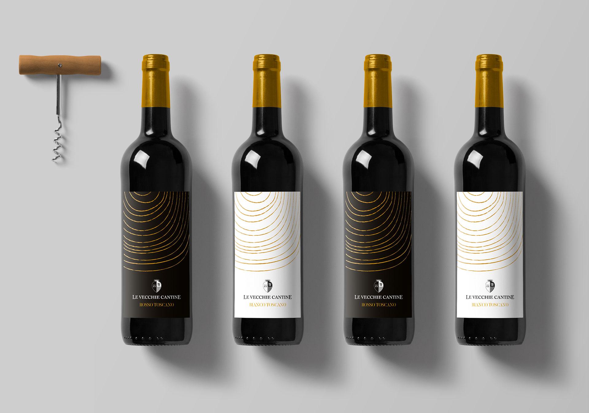 le-vecchie-cantine-wine-bottles