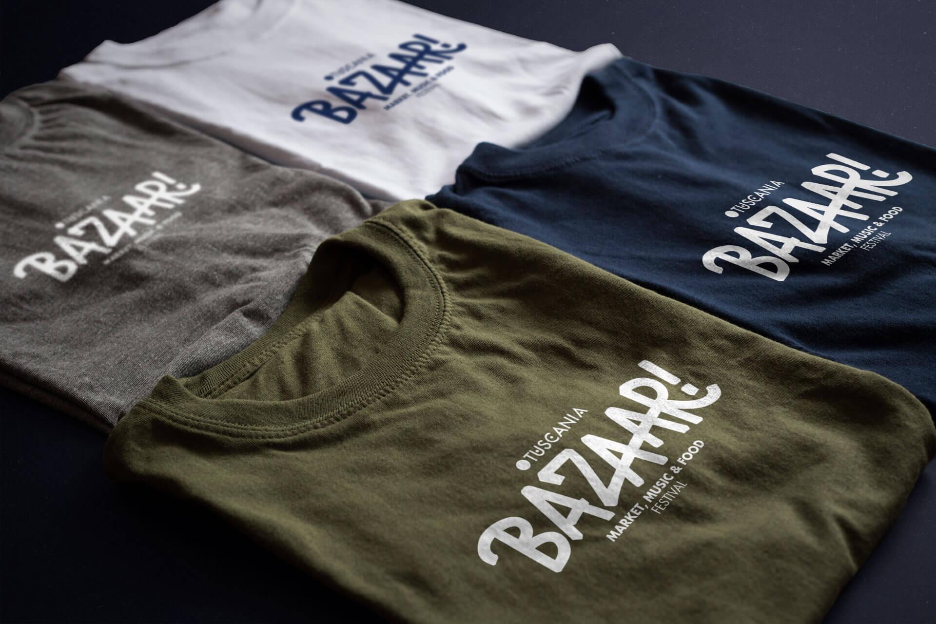Bazaar-Tshirt
