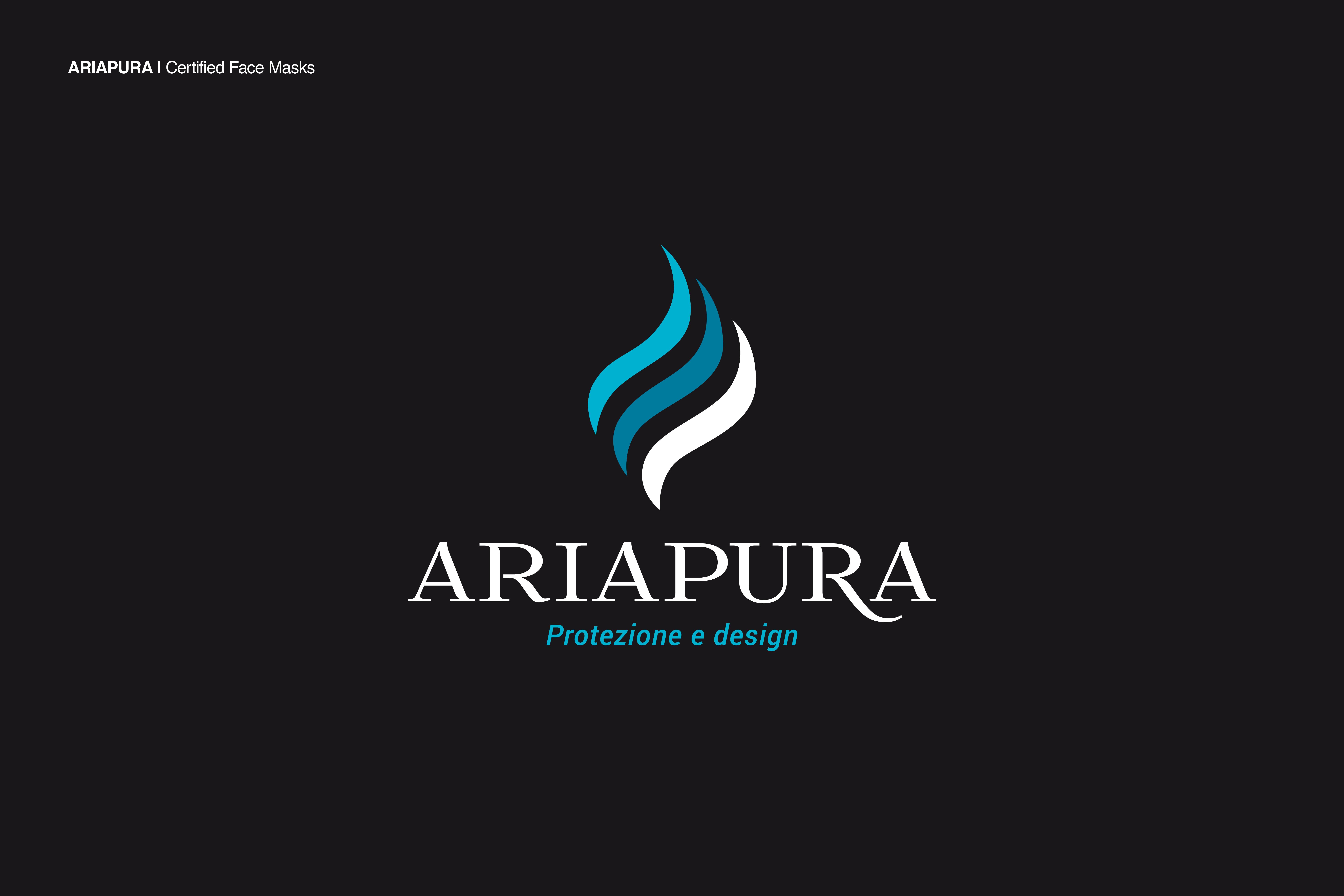 Logo Ariapura by Zerouno Design
