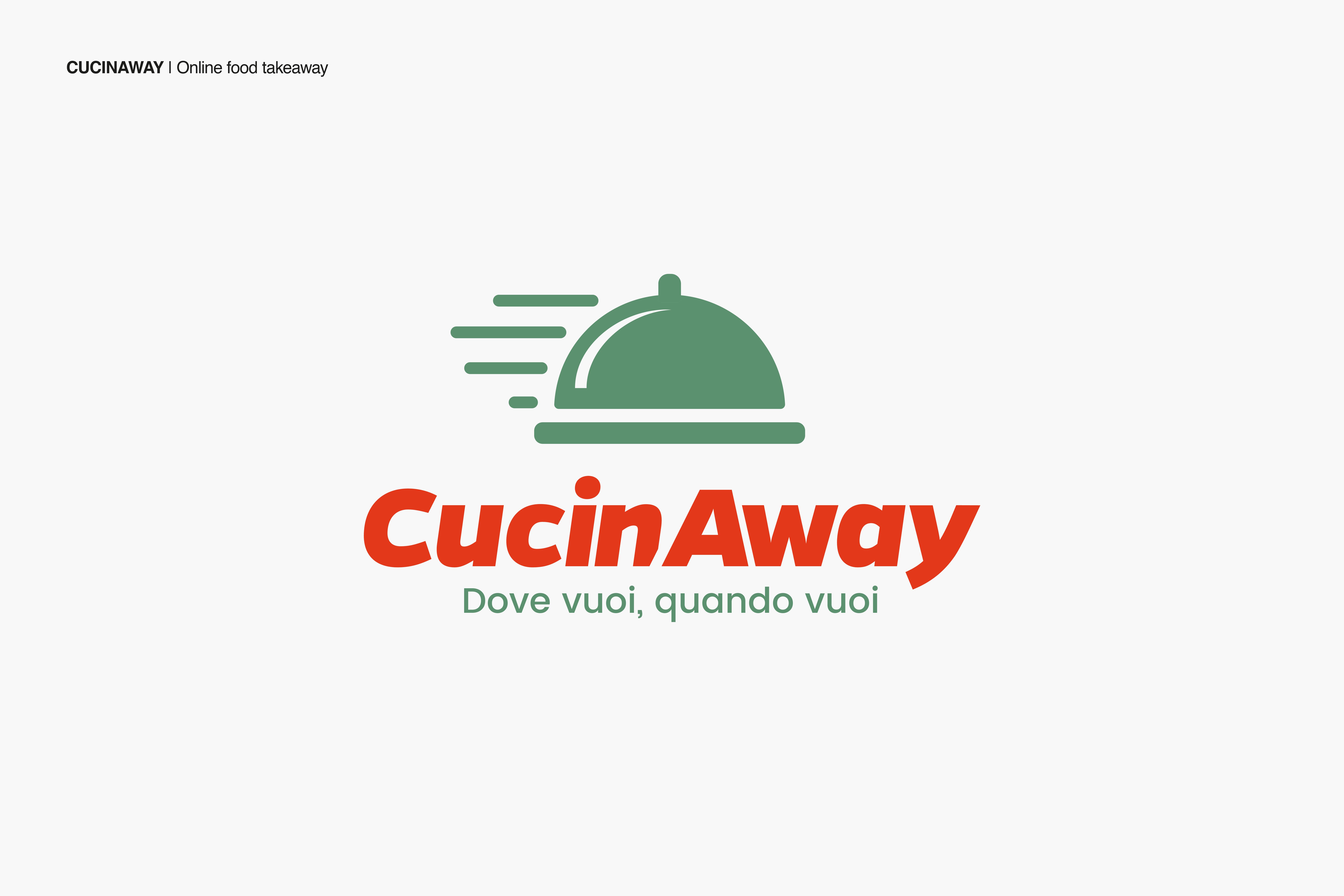 Logo Cucinaway by Zerouno Design