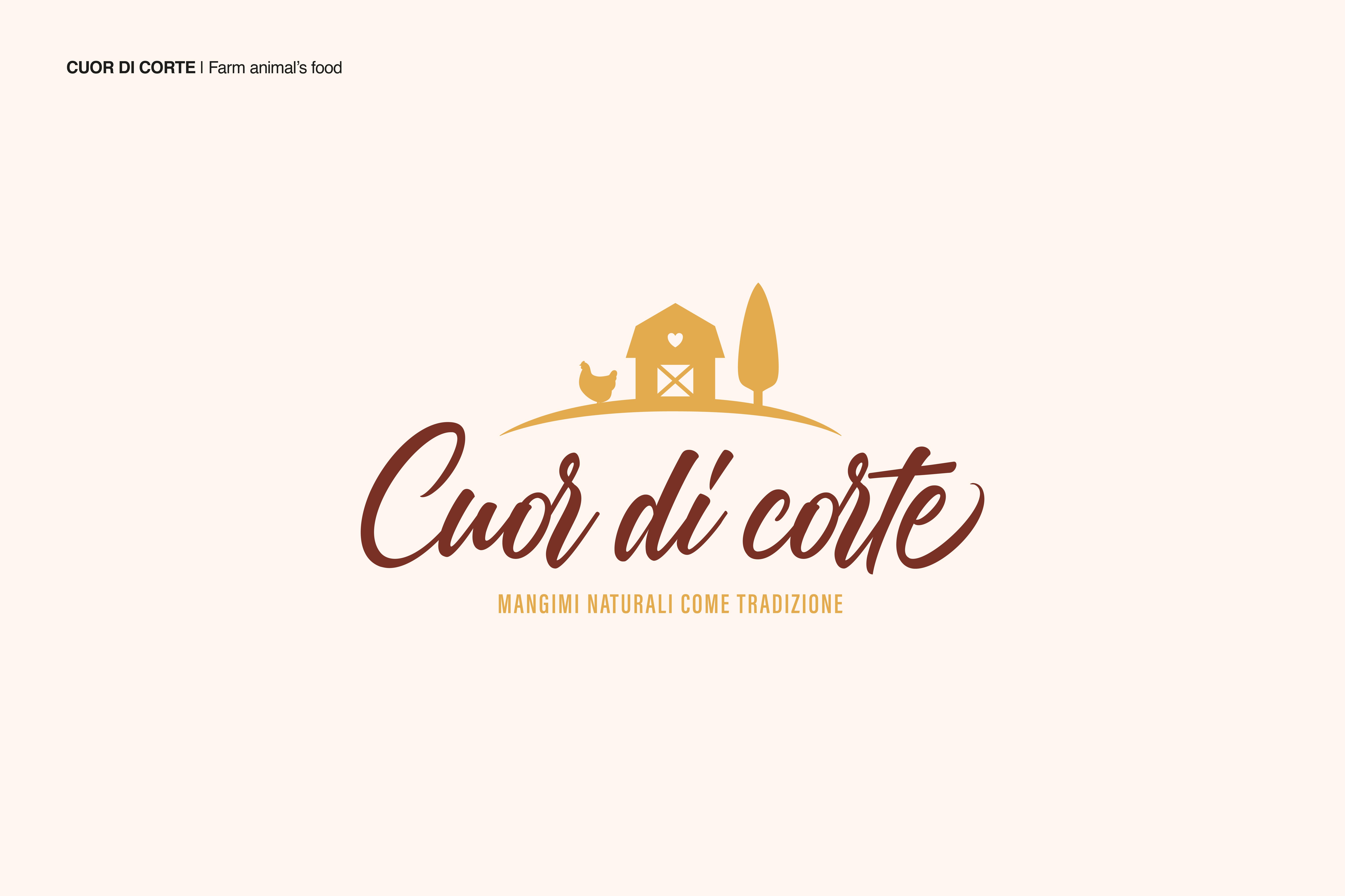 Logo Cuor di Corte by Zerouno Design