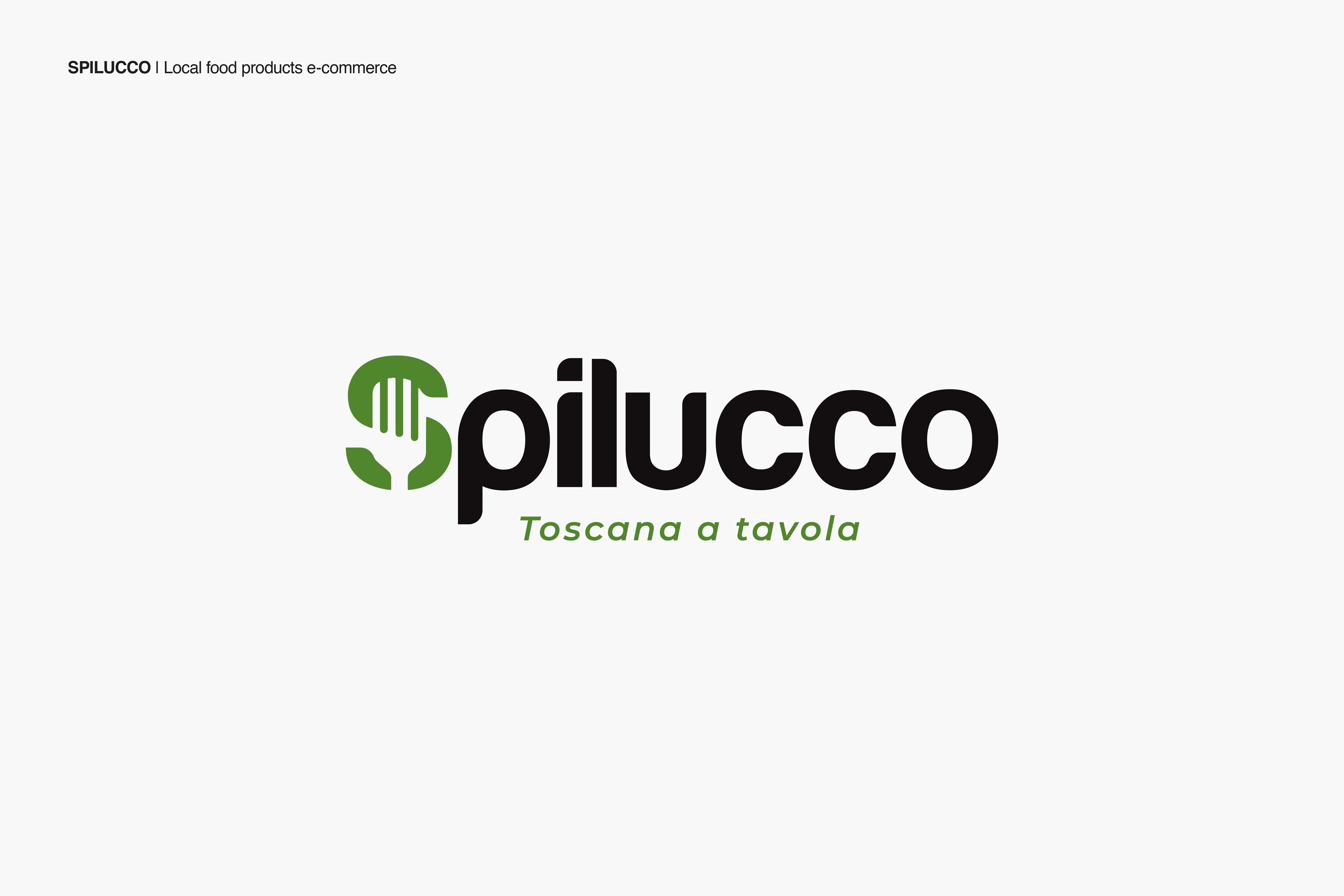 Logo Spilucco by Zerouno Design