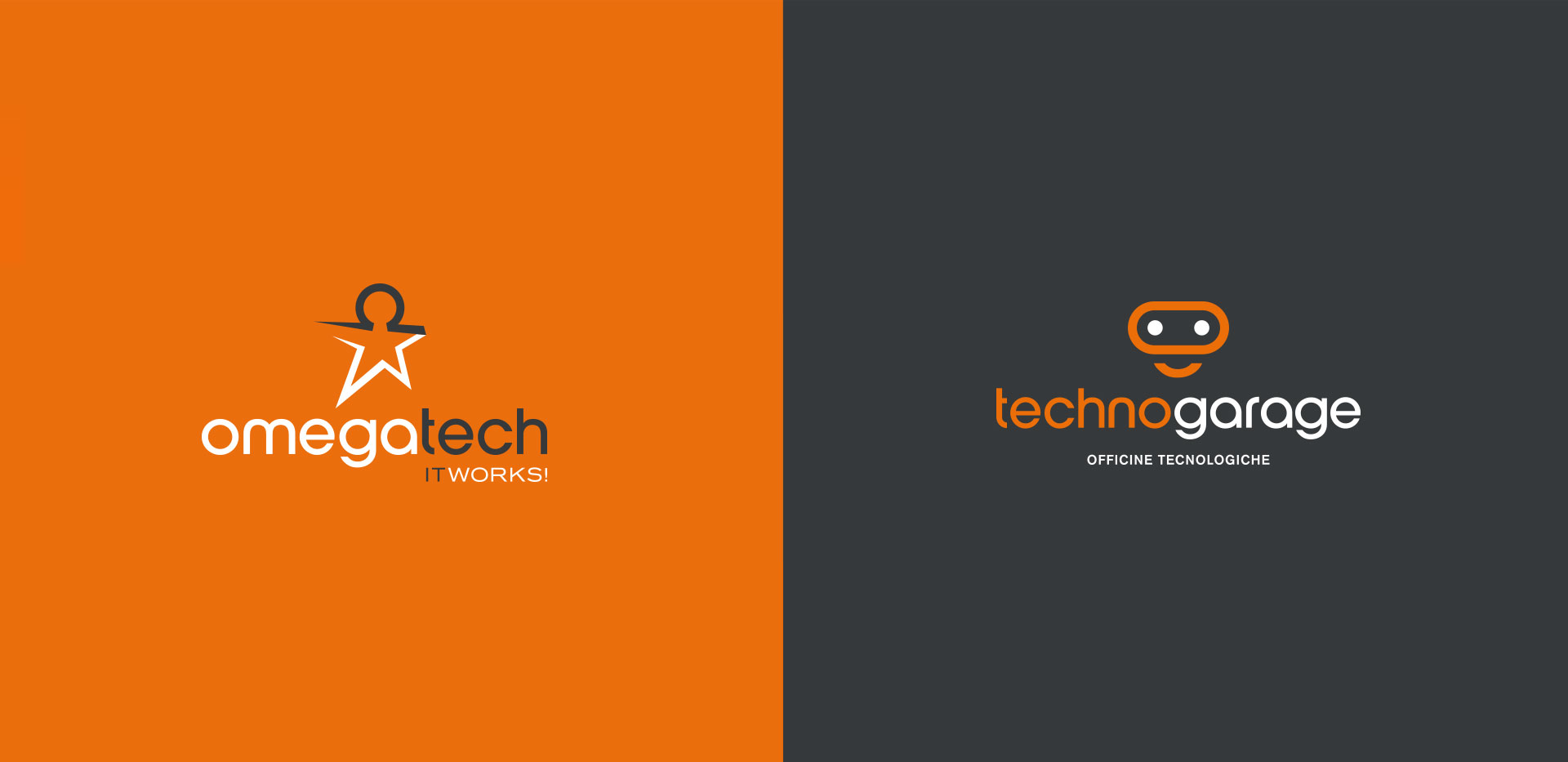 omegatech-technogarage-zerouno-design-logos