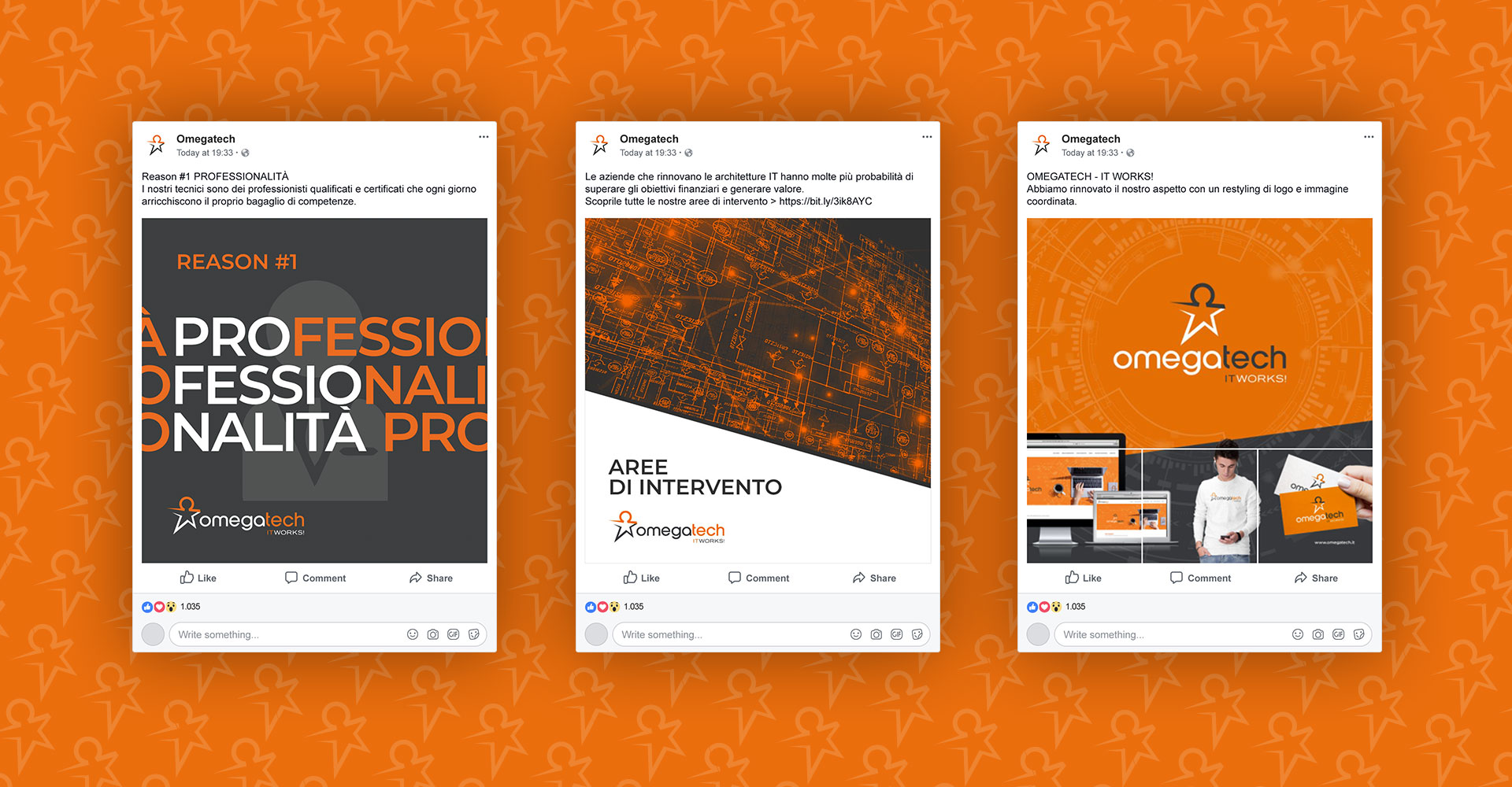omegatech-zerouno-design-instagram-posts