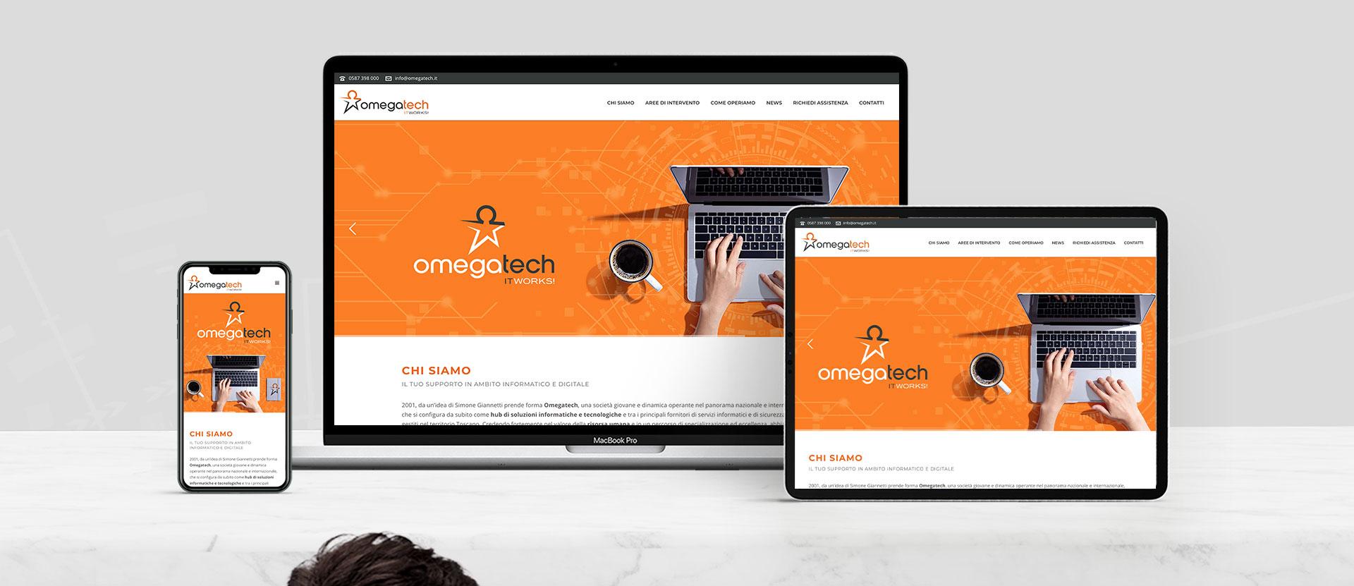 omegatech-zerouno-design–website